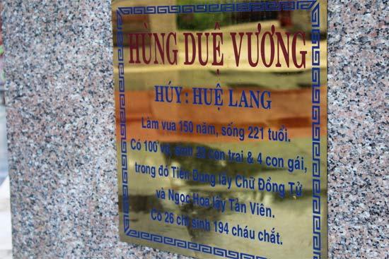 """Giải mã chuyện """"giật gân"""" vua Hùng sống gần 700 tuổi, trị vì 400 năm 6"""