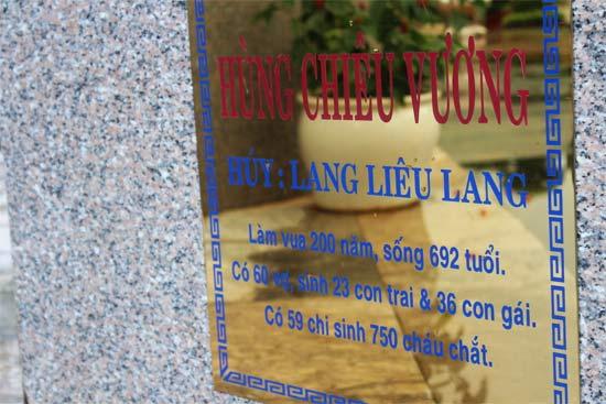 """Giải mã chuyện """"giật gân"""" vua Hùng sống gần 700 tuổi, trị vì 400 năm 4"""