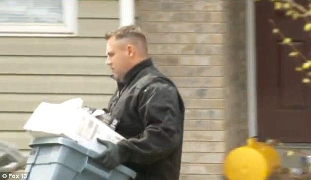 Mẹ ruột giết chết 7 trẻ sơ sinh và giấu xác trong nhà để xe 8