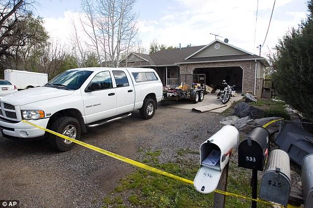 Mẹ ruột giết chết 7 trẻ sơ sinh và giấu xác trong nhà để xe 9