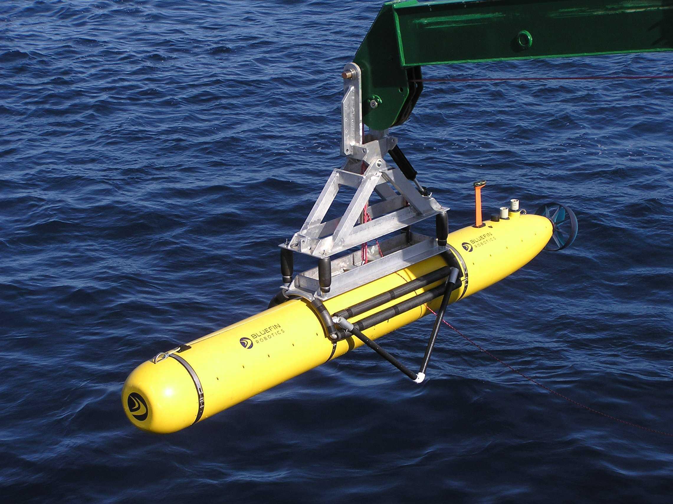 Tìm kiếm MH370: Tàu ngầm dưới nước làm việc như thế nào? 6