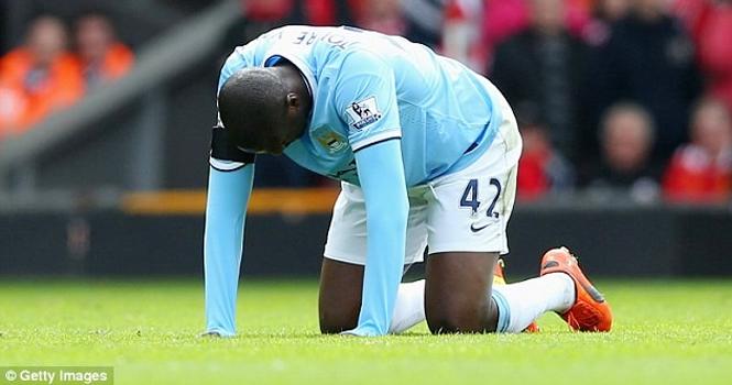 Man City tiếp tục nhận tin buồn sau trận thua Liverpool 5