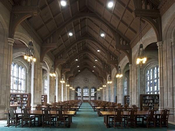 Những thư viện đẹp nhất nước Mỹ 6