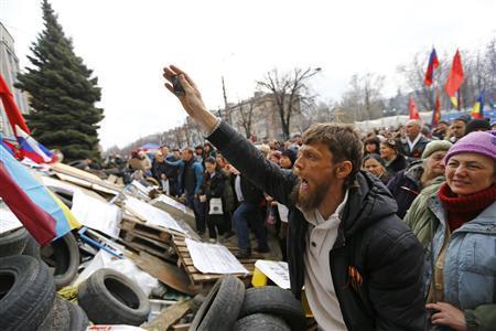 Người ủng hộ ly khai phớt lờ tối hậu thư, tiếp tục kiểm soát đông Ukraine 5