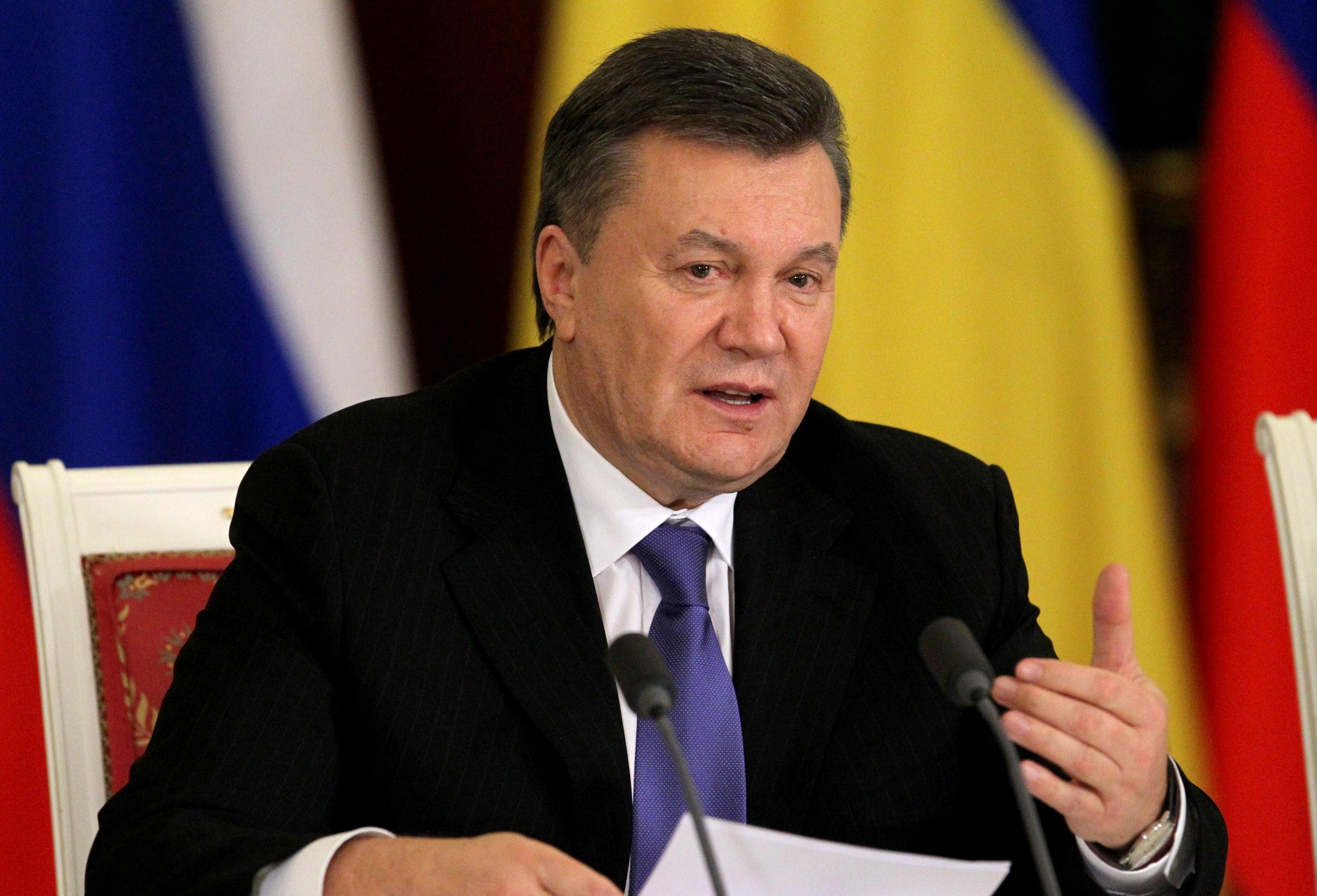 Cựu Tổng thống Ukraine cáo buộc CIA đứng sau cuộc đàn áp người biểu tình  6