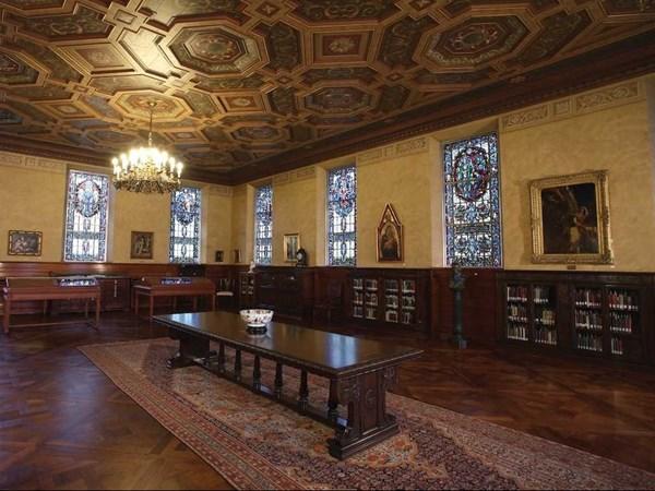 Những thư viện đẹp nhất nước Mỹ 5