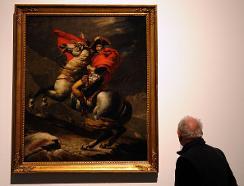 Bộ tóc vô giá của Napoleon bị trộm sau 10 phút 5