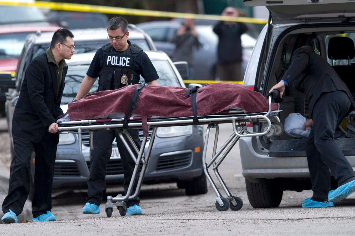 Thanh niên cuồng sát, đâm chết 5 người tại bữa tiệc tốt nghiệp 4