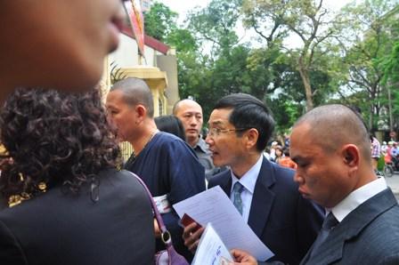 Hoãn phiên tòa xét xử 'bầu' Kiên và đồng phạm 12