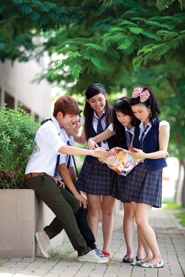 10 cách tránh xích mích nơi trường học