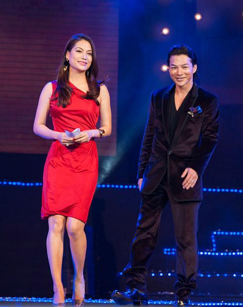 Phong cách thời trang ăn ý của cặp đôi Trương Ngọc Ánh - Trần Bảo Sơn 8