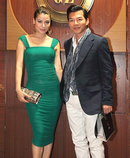 Phong cách thời trang ăn ý của cặp đôi Trương Ngọc Ánh - Trần Bảo Sơn 10