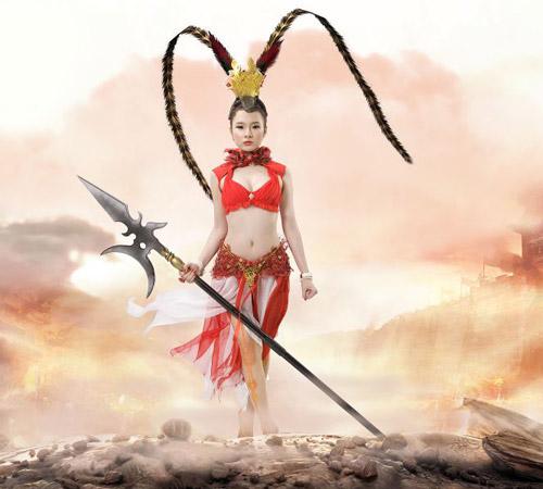 Hotgirl Việt nào là đại sứ game nóng bỏng nhất 15