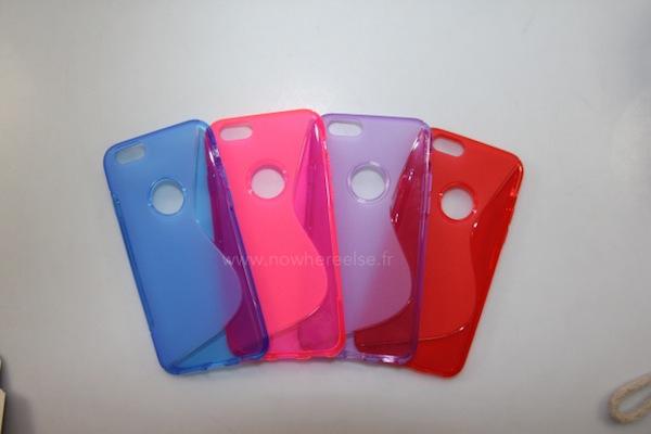 Lộ diện vỏ nhựa iPhone 6: Không phải là smartphone siêu mỏng 6
