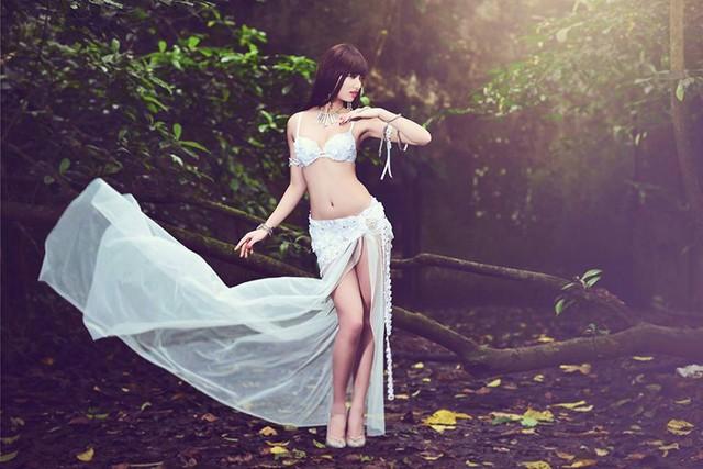 Hotgirl Việt nào là đại sứ game nóng bỏng nhất 10