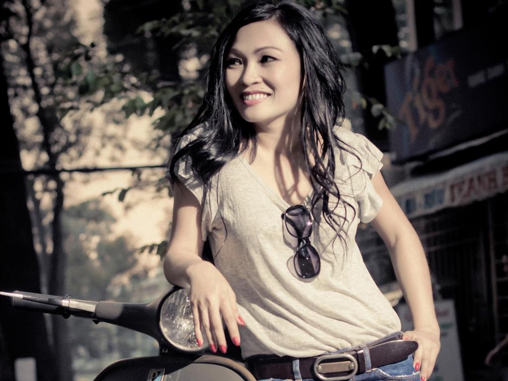 Cộng đồng mạng xúc động với clip Phương Thanh
