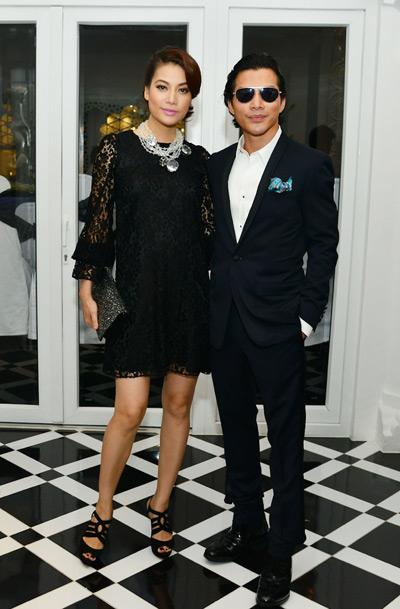 Phong cách thời trang ăn ý của cặp đôi Trương Ngọc Ánh - Trần Bảo Sơn 7