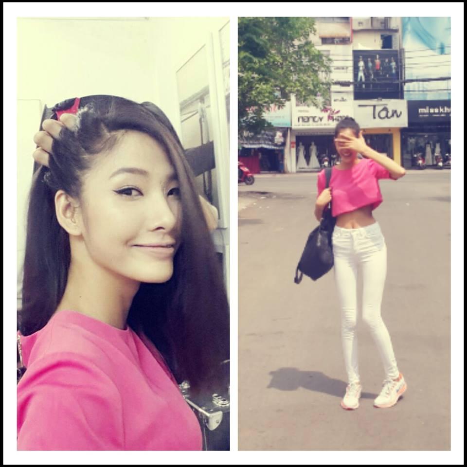 Người đẹp Việt đua nhau khoe street style đón hè 20