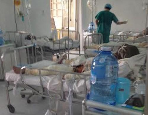 Thêm một nạn nhân tử vong vì bỏng nặng trong vụ nổ nhà máy thép 5