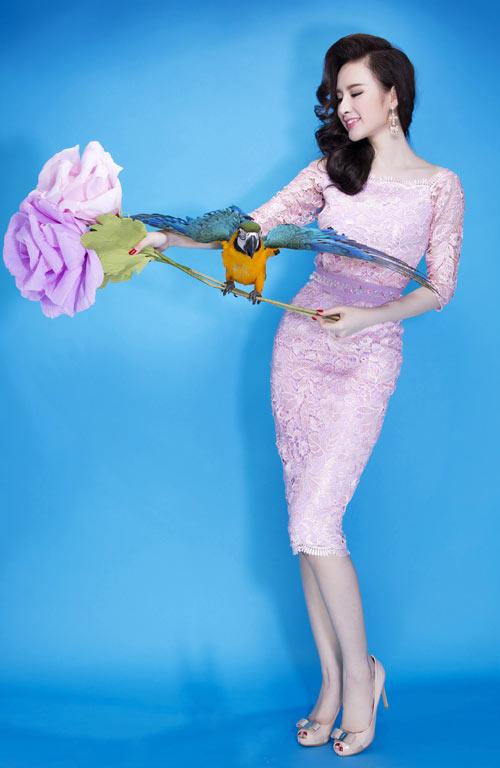 Ngọc Trinh - Angela Phương Trinh gợi ý mẫu váy hè gợi cảm 9