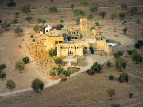 12 khách sạn đẹp mê hồn chỉ có trong cổ tích 10