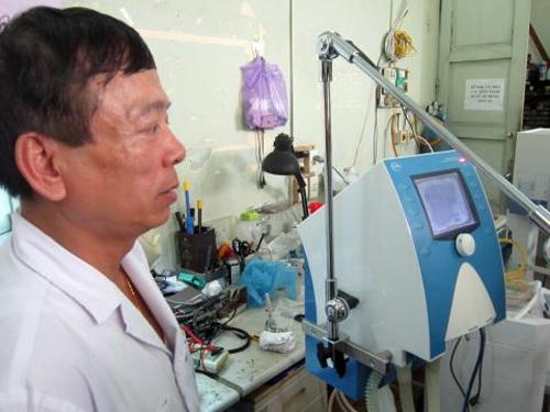 Hình ảnh Bệnh viện Bạch Mai nói lại chuyện máy thở Bộ cấp hỏng số 1