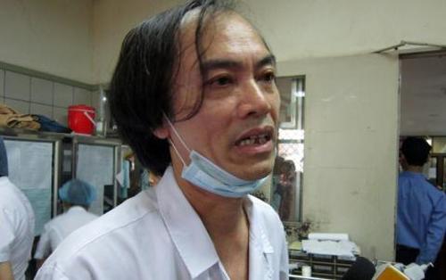 Hình ảnh Bệnh viện Bạch Mai nói lại chuyện máy thở Bộ cấp hỏng số 2