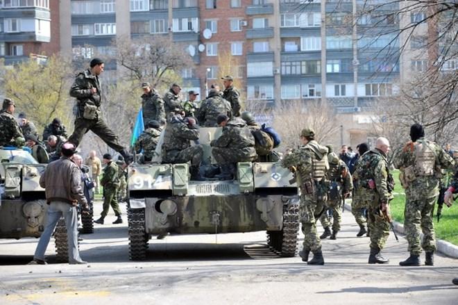 Ukraine bắt 10 công dân Nga nghi là đặc vụ tình báo 6