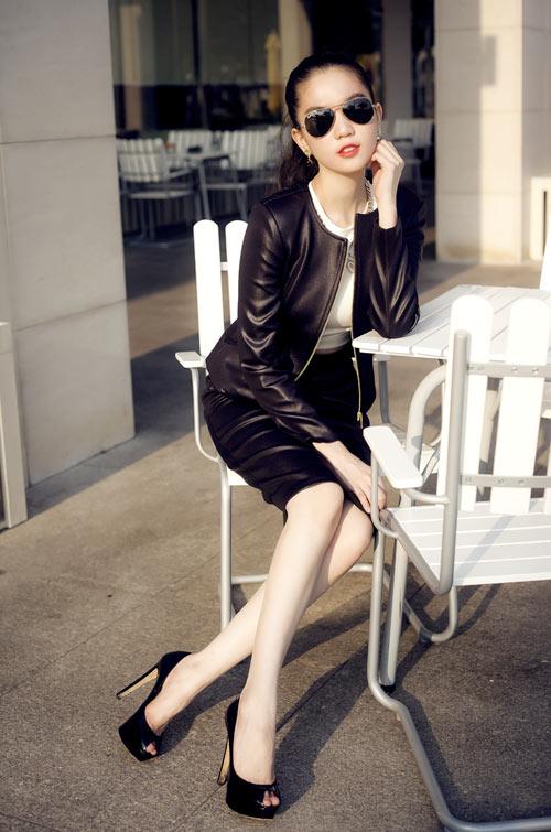 Ngọc Trinh - Angela Phương Trinh gợi ý mẫu váy hè gợi cảm 20