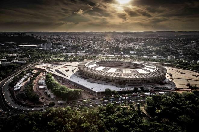 SVĐ tổ chức World Cup tại Brazil vẫn còn ngổn ngang 17