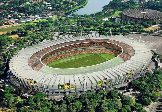 SVĐ tổ chức World Cup tại Brazil vẫn còn ngổn ngang 10