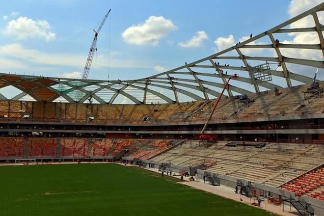 SVĐ tổ chức World Cup tại Brazil vẫn còn ngổn ngang 12