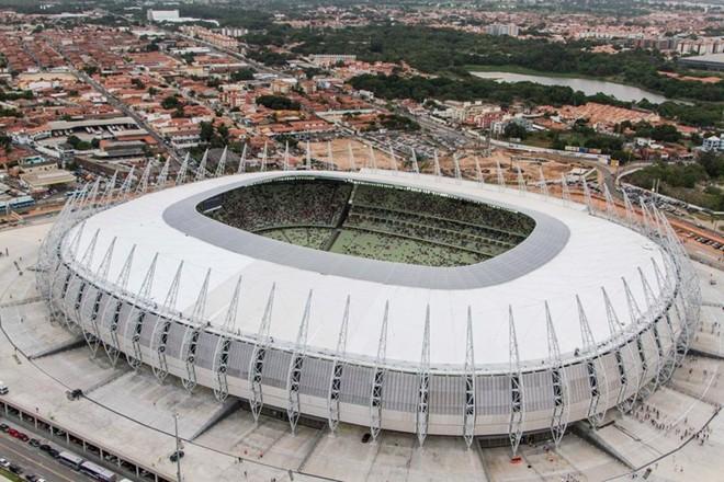 SVĐ tổ chức World Cup tại Brazil vẫn còn ngổn ngang 13