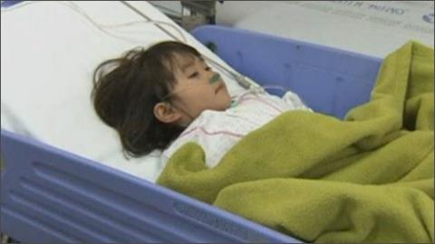 Chìm phà Hàn Quốc: Cứu sống một bé gái gốc Việt 4