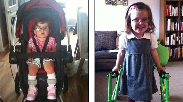 Cô phù dâu 4 tuổi gắn cả cuộc đời trên đôi chân người cha 10