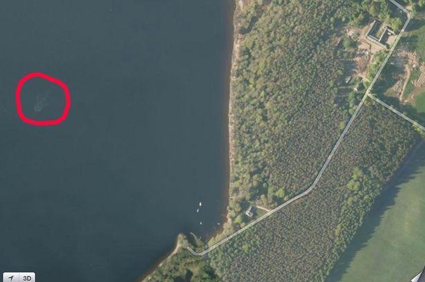 Quái vật hồ Loch Ness tái xuất sau 18 tháng