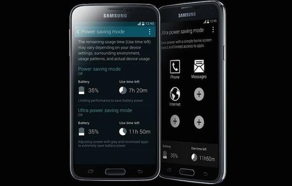 Khả năng siêu tiết kiệm pin của Galaxy S5 kinh ngạc như thế nào? 2