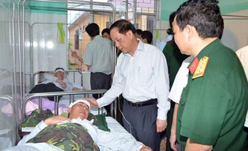 Vụ cướp súng, xả đạn ở cửa khẩu Bắc Phong Sinh qua lời nhân chứng 6