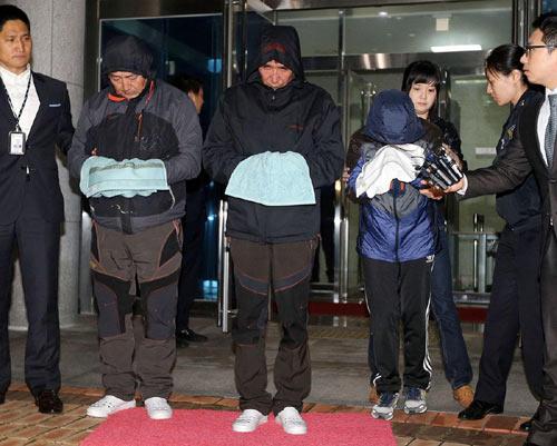 Chìm phà Hàn Quốc: Nữ thuyền phó lần đầu cầm lái 6