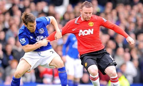 Everton - M.U: Hai giấc mộng trời Âu 6