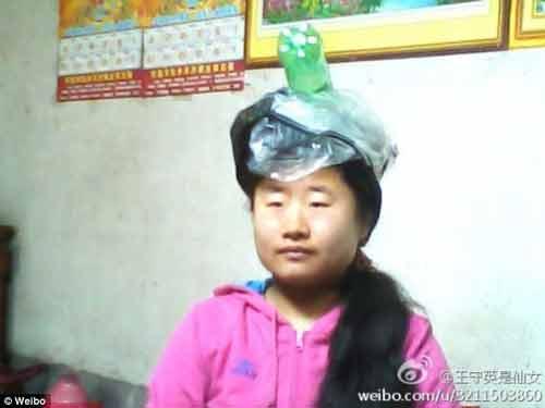 Cận cảnh cô gái xấu xí tự nhận mình là...tiên nữ Trung Quốc 6