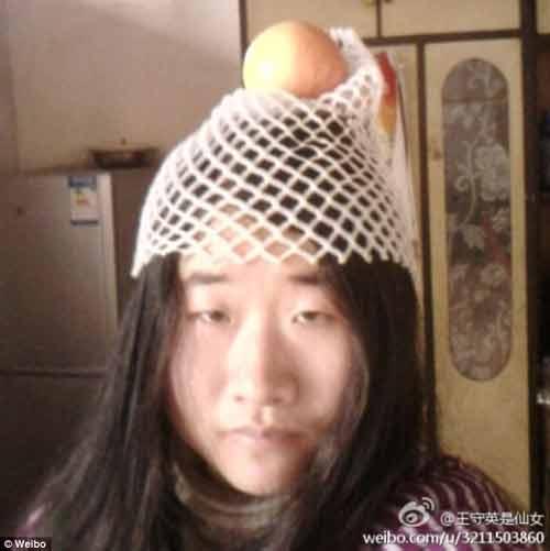 Cận cảnh cô gái xấu xí tự nhận mình là...tiên nữ Trung Quốc 11