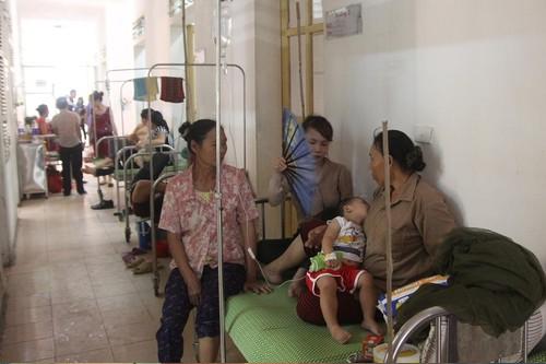 Nghệ An: Dịch sởi bùng phát mạnh, 3 trẻ tử vong 6