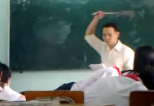 Thầy giáo đánh học sinh hoảng loạn sẽ bị xử lý nghiêm 5