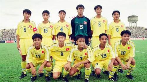 Đội U16 tài năng của Việt Nam từng thắng Trung Quốc giờ ra sao? 7