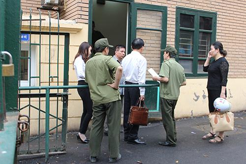 Hình ảnh mới nhất về phiên xét xử phúc thẩm Dương Chí Dũng 14