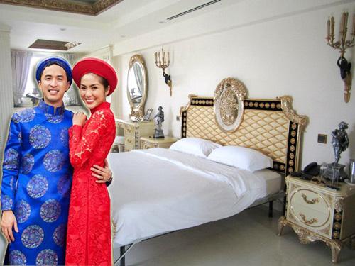Ngắm nghía nội thất triệu đô của biệt thự Sao Việt 15