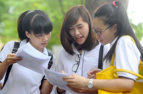 Học sinh giỏi Văn được tuyển thẳng vào ngành kế toán, ĐH Ngân hàng 4