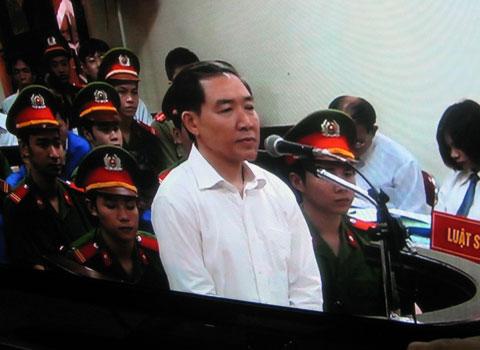 """Đối diện án tử, Dương Chí Dũng vẫn """"si tình"""" 6"""