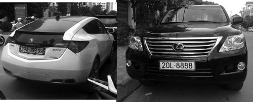 """Đấu giá biển số xe đẹp: Trên đã """"thông"""" nhưng dưới chưa """"thuận""""? 6"""